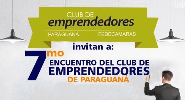 7mo. Encuentro Club Emprendedores