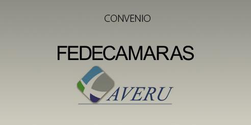 Convenio Fedecámaras - Averu