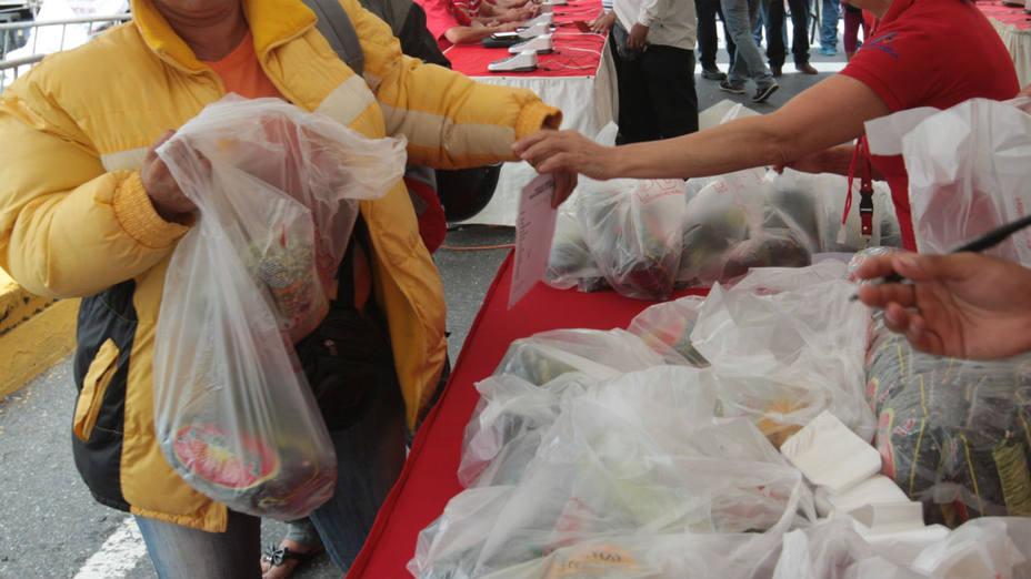 Consolidan los Clap como distribuidores de alimentos