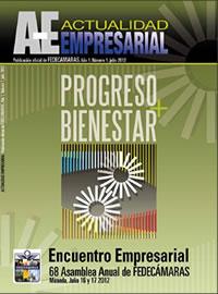 Actualidad Empresarial, Año 1, Número 1, julio 2012