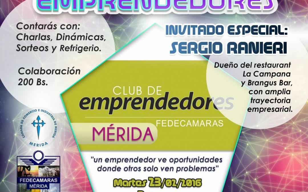 Encuentro de Emprendedores Mérida