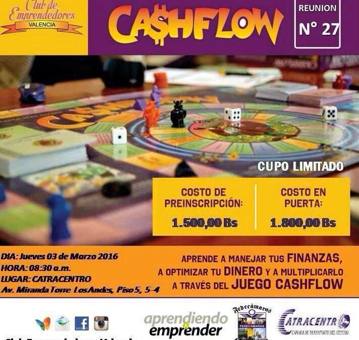 Club de Emprendedores Valencia: Cashflow