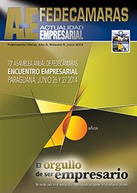 Actualidad Empresarial, Año 3, Número 3, junio 2014