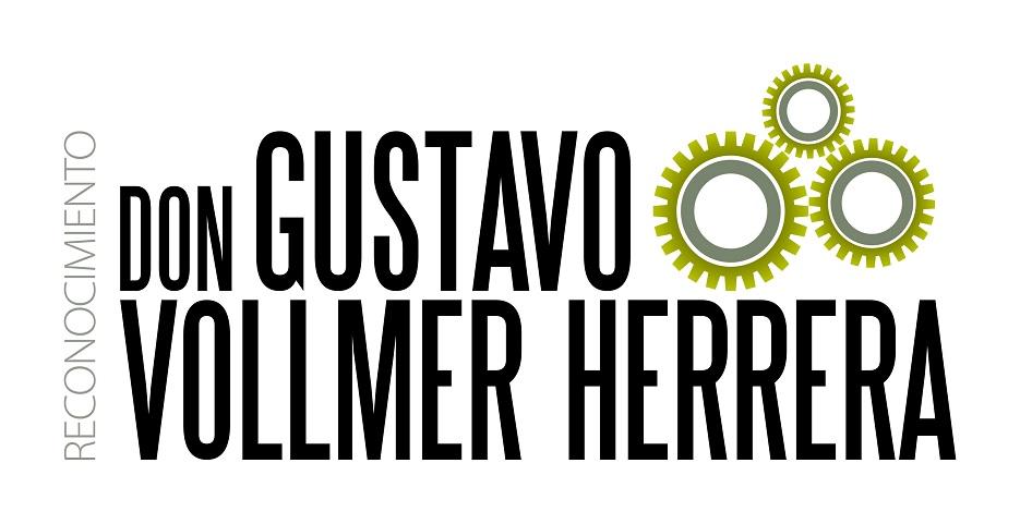 """Reconocimiento """"Don Gustavo Vollmer Herrera"""" para los emprendedores"""