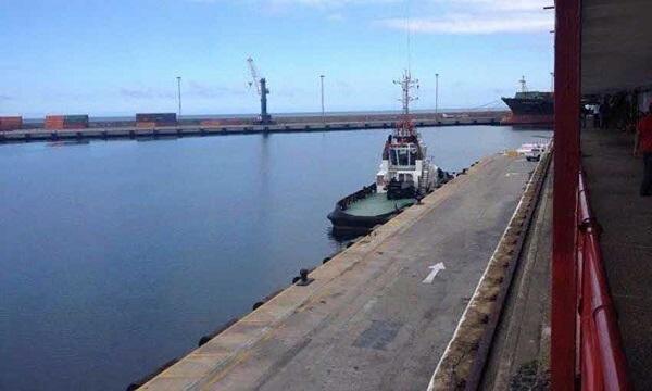 Pasa hasta una semana sin que ingrese un buque a La Guaira