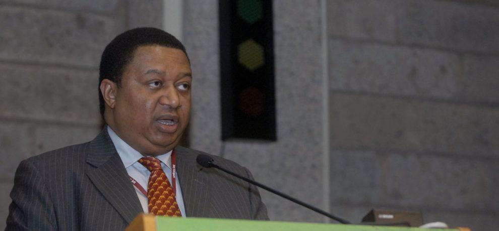 Mohammed Barkindo es el nuevo secretario general de la Opep