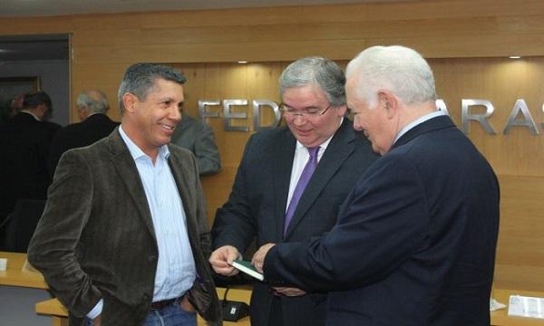 Henri Falcón sostuvo encuentro con el sector productivo agrupado en Fedecámaras