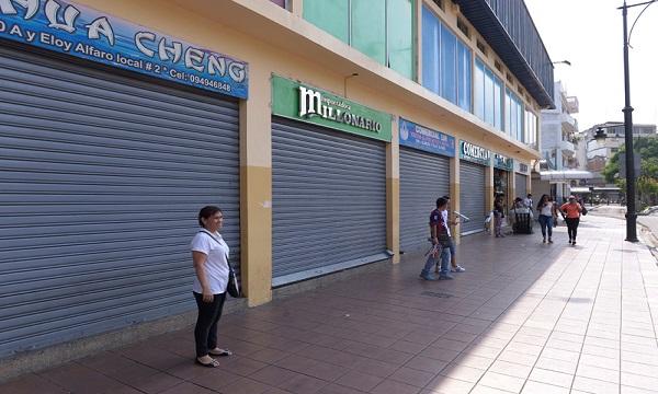 30% de comercios de Barcelona en riesgo de cerrar