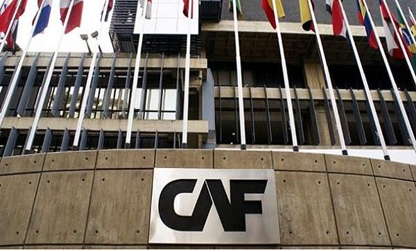 CAF dispuesta a financiar proyectos de infraestructura