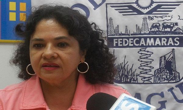 Presidenta de Fedecámaras Aragua respalda recomendaciones de la OIT