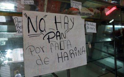 Fevipan pide reunión con Maduro para tratar escasez de pan