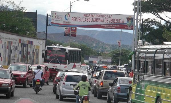 Comercio entre Venezuela y Colombia cayó 27%