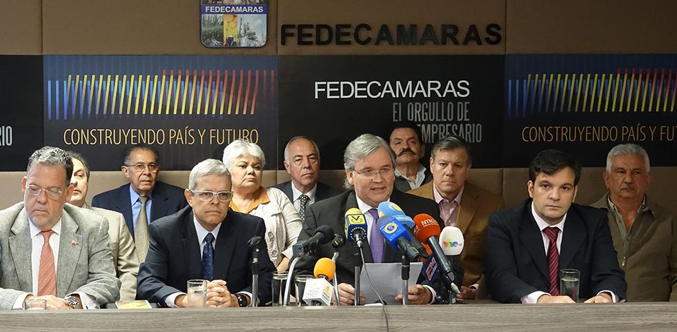 Referéndum revocatorio es una salida constitucional a la crisis económica y social del país