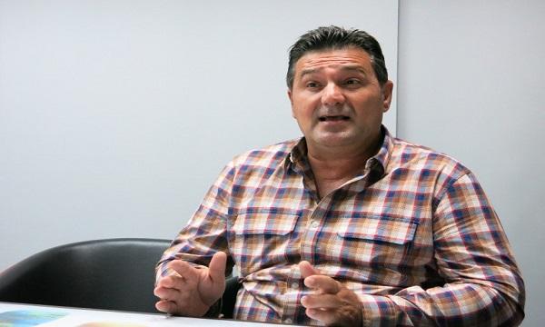 Celso Fantinel, presidente de Fedeagro