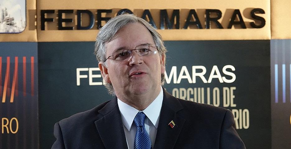 """Francisco Martínez: """"Anuncio de alza en producción no compagina con la realidad"""""""