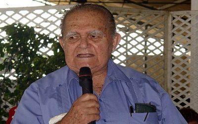 """Falleció Concepción """"Concho"""" Quijada, impulsador de la soberanía agroalimentaria del país"""