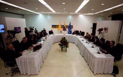OIT y Vaticano sugieren inclusión de Fedecámaras en el diálogo