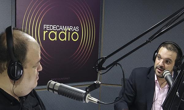 """Ricardo Cusanno: Fedecámaras Radio """"es una tarea de responsabilidad social con el país"""""""