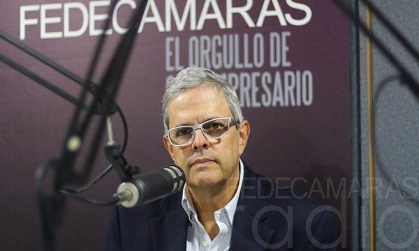 Larrazábal: Hay que entender que las empresas privadas son la solución y no el problema