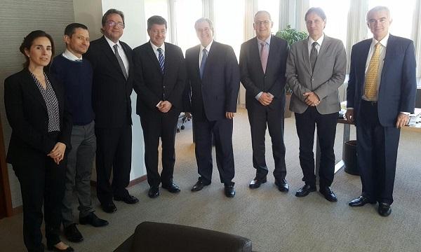 Fedecámaras se reunión con el Director General de la OIT, Guy Ryder y miembros de la OIE