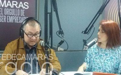 """Víctor Maldonado: """"32% de los comercios cree que es posible que tengan que cerrar"""""""