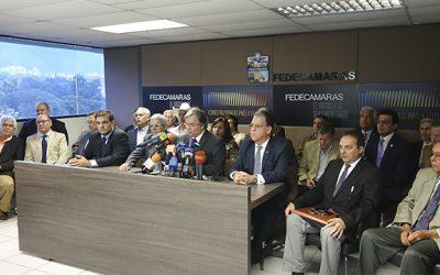 FEDECAMARAS dice no a este proceso constituyente