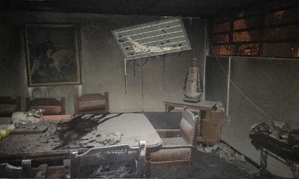 Hombres armados causaron destrozos en sede de ASOGATA