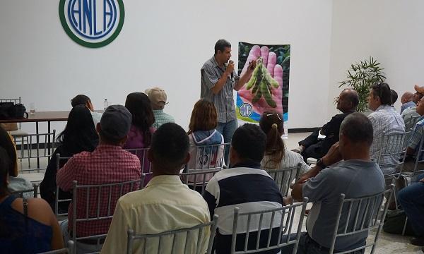 Anca desarrolla ciclo de encuentros sobre manejo agronómico de la soya