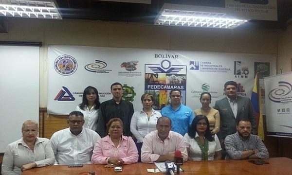 Cámara Inmobiliaria del estado Bolívar convoca a manifestación