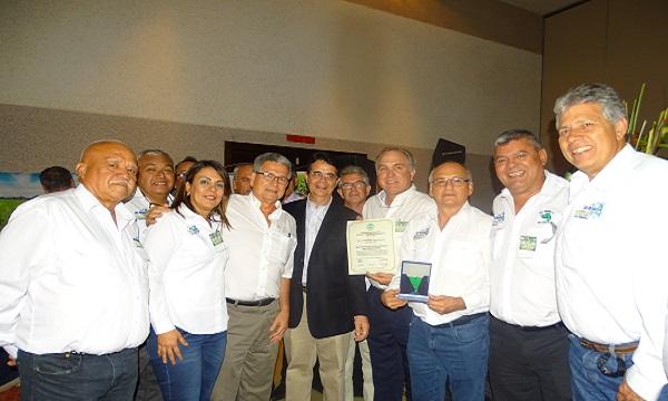 SOCAPORTUGUESA recibe reconocimiento al Mérito Agrícola por parte de FEDEAGRO