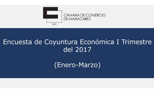 Encuesta de Coyuntura Económica de la CCM del primer trimestre del 2017