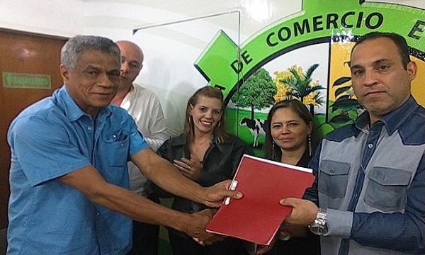 La Cámara de Comercio e Industrias del municipio Piar cuenta con nueva directiva para el periodo 2017-2019