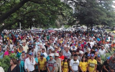 Sector agroproductivo del país llama a participar en consulta popular del 16J
