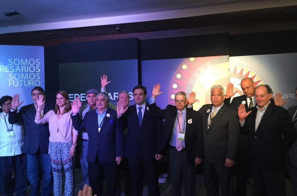 """Larrazábal: """"Tenemos el reto de reconstruir la economía nacional"""""""