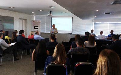 CCM: realizó una conferencia con nuevos Emprendedores de la región