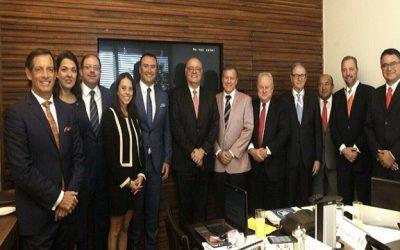 Juan Pablo Olalquiaga designado vicepresidente de la Asociación de Industriales Latinoamericanos