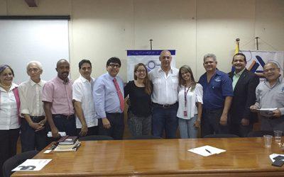Fedecámaras Bolívar sostuvo encuentro con  representantes de Digitel