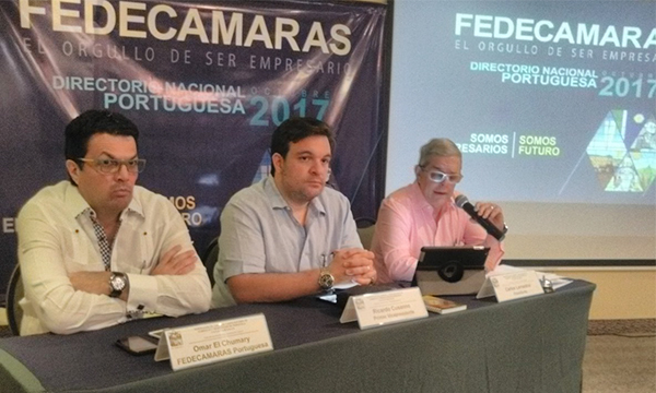 Compromiso empresarial: primer Directorio Ordinario Nacional desde Portuguesa