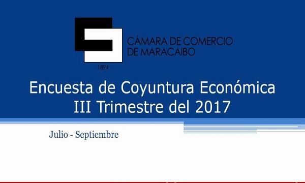 Encuesta de Coyuntura Económica de la CCM correspondiente al tercer trimestre del 2017