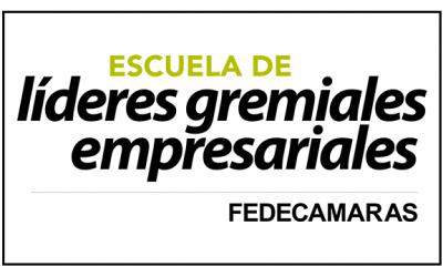 Fedecámaras busca impulsar el liderazgo gremial con la Escuela de Líderes Gremiales Empresariales