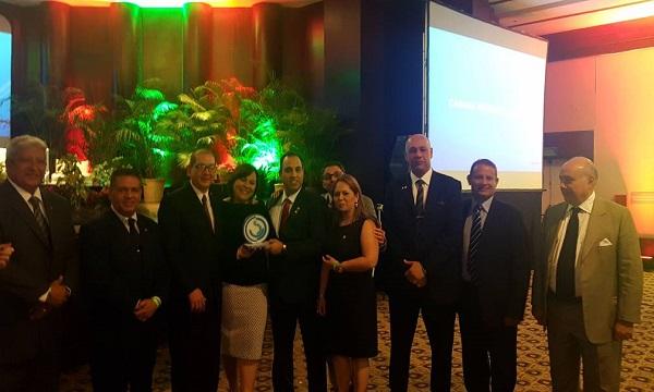 Cámara de Comercio e industrias del municipio Piar recibió reconocimiento