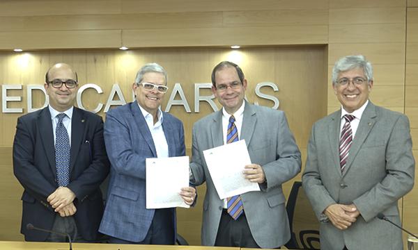 Fedecámaras y la Universidad Monteávila firman Convenio de Cooperación Académica