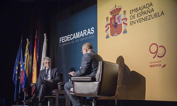 """Adolfo Suárez Illana: """"debemos estar de acuerdo es en el profundo deseo de vivir en paz y en libertad"""