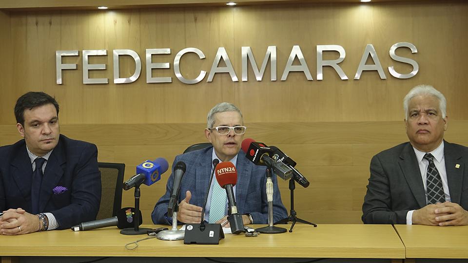 Fedecámaras: urge un cambio de modelo político y económico