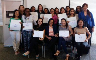 CCM culmina la segunda etapa del Programa de Formación para Mujeres Emprendedoras en el estado Zulia