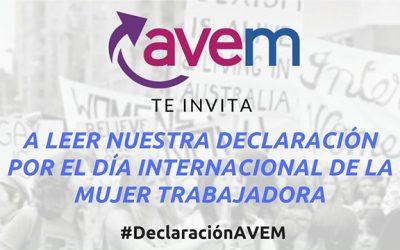 Declaración de la Alianza Venezolana Empresarial por el Liderazgo de las Mujeres (AVEM) en el día internacional de la mujer trabajadora