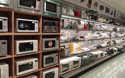 Sector de electrodomésticos en grave crisis de producción por escasez de divisas