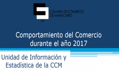 Resumen informativo de la Unidad de Información y Estadísticas de la Cámara  de Comercio de Maracaibo