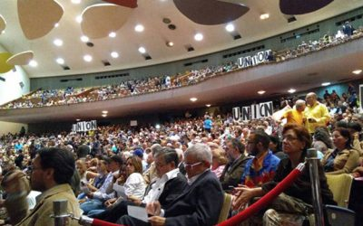 Fedecámaras estuvo presente en el encuentro #VenezuelaUnidaNoSeRinde