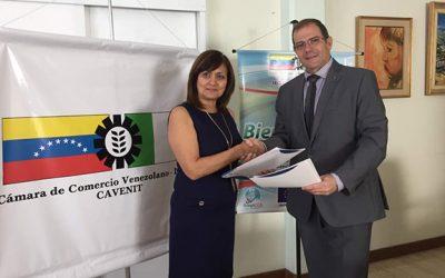 Convenio Cavenit-Fedecamaras Carabobo estimula la creación de nuevos empresarios
